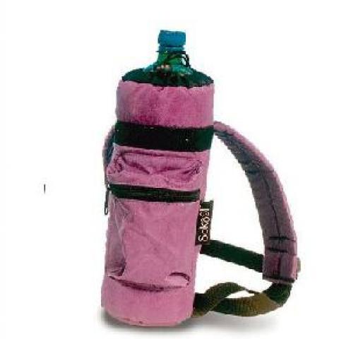 מנשא בקבוק 1.5 ליטר. כתפיות+ כיס.שומר קור. אמגזית