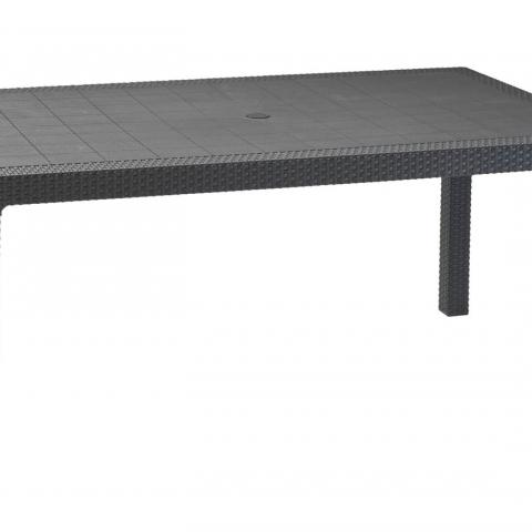 שולחן ראטן דגם מלודי 160  + 94